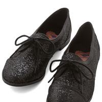ModCloth Luxe Brilliant Night Flat