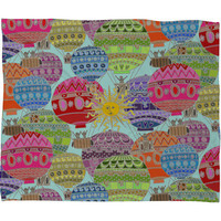 DENY Designs Home Accessories | Sharon Turner Candy Sky Fleece Throw Blanket