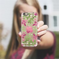 Garden Delight (Transparent) iPhone 6 case by Lisa Argyropoulos | Casetify