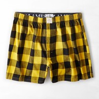 AEO Heritage Flannel Boxer