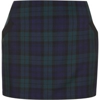 TALL Checked Skirt - Topshop