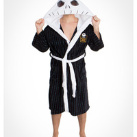 Nightmare Before Christmas Adult Hooded Robe