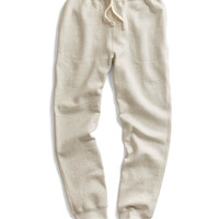 Warm-up Sweatpant in Oatmeal Heather