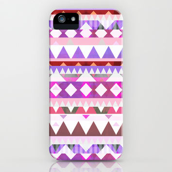 Mix #538 iPhone & iPod Case by Ornaart