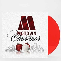 Various Artists - Motown Christmas LP- Red Multi One