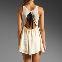 DV by Dolce Vita Cameo Dress in Creme from REVOLVEclothing.com