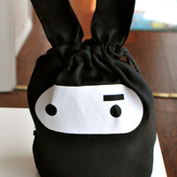 My Secret Ninja Drawstring