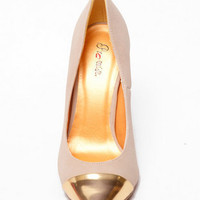 Finney Cap Toe Pumps $39 (on sale from $56)