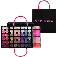 Sephora: Breast Cancer Awareness Makeup Palette  : combination-sets-palettes-value-sets-makeup