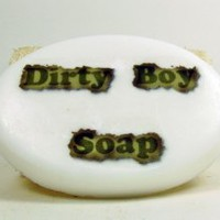 Sensual Scentsations : Dirty Boy Soap - $3.25