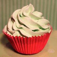 Appletini Cupcake Fizzie on Luulla