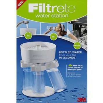 Filtrete? Water Station Water Filtration System WS01-WH