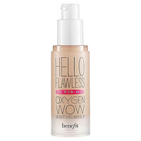 Sephora: 'Hello Flawless!' Oxygen Wow Liquid Foundation : foundation-face-makeup