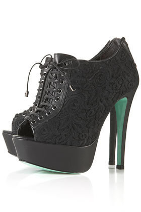 **MAGDA Lace Up Booties by CJG
