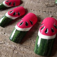 http://www.funkytrend.com/wp-content/uploads/2010/09/watermelon-nail-art.png