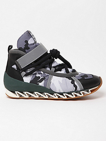 Bernhard Willhelm x Camper To&ether Hiking Shoe in grey