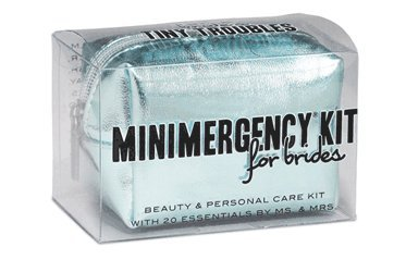 Ms. & Mrs. - Minimergency Kit for Brides