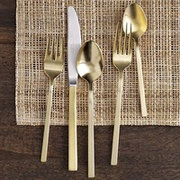 Gold Flatware 5-pc. Set