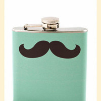 Mustache Flask