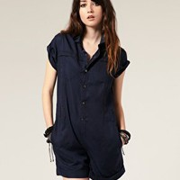 Eleven Paris | Eleven Paris Tailored Playsuit at ASOS