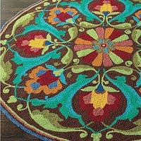 Warm and Colorful / Gorgeous! Mandala inspiration