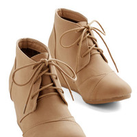 ModCloth Menswear Inspired Said and Dune Bootie