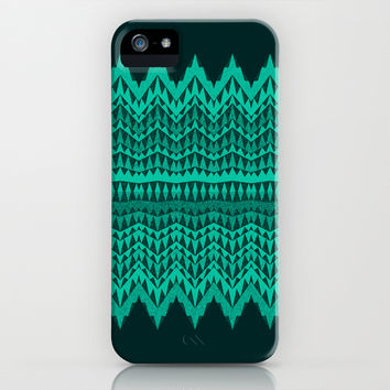 Mint iPhone & iPod Case by Ornaart