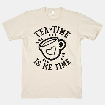 Tea Time Is Me Time