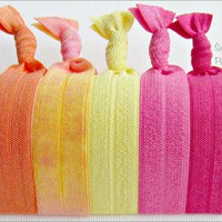Hair Ties Tutti Frutti Collection S.. on Luulla