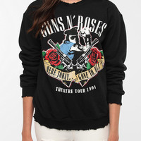 Guns N Roses Rock Band Sweatshirt