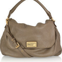 Marc by Marc Jacobs | Ukita textured-leather shoulder bag | NET-A-PORTER.COM