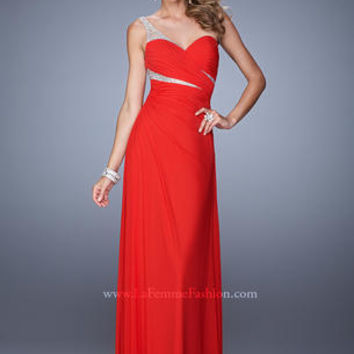La Femme 21011 La Femme Prom Prom Dresses, Evening Dresses and Homecoming Dresses | McHenry | Crystal Lake IL