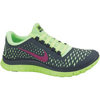 Nike Free 3.0 Running Shoe - Womens