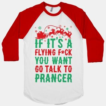 Go Talk To Prancer