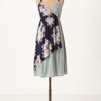 Chrysanthemum Moon Chemise - Anthropologie.com