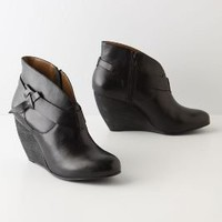 Belted Booties - Anthropologie.com