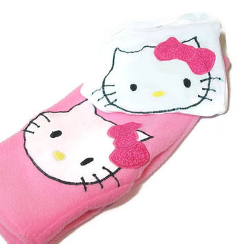 Hello Kitty Baby Girl Outfit - Newborn Girl Clothes - Baby Girl Casual Wear