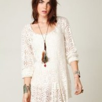 Jen's Pirate Booty  Eclipse Babydoll Tunic at Free People Clothing Boutique