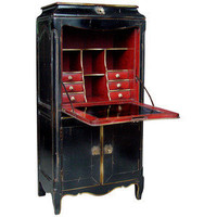 ShopAD - Cote France - SECRETAIRE \&quot;DE CHALON\&quot; REGENCE - Polyvore