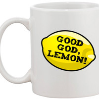 Good God Lemon Mug