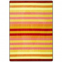 Joy Carpets Summer Solstice Sailor's Delight Outdoor Rug - 1642 - Striped Rugs - Area Rugs by Style - Area Rugs