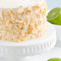 Whisk Kid: Two - {Piña Colada Cake}