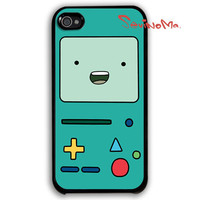 iPhone 4 Case, iphone 4s case - Adventure time Beemo BMO iphone case