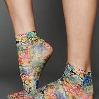 Free People Spring Clouds Ankle Sock