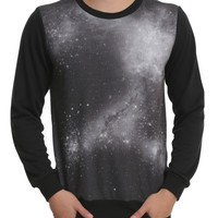 RUDE Deep Space Pullover Sweater