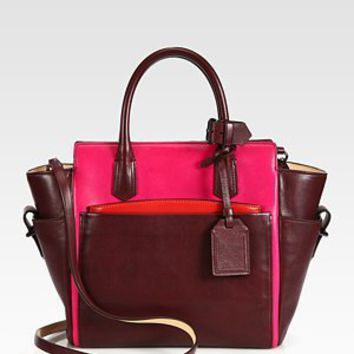 Reed Krakoff - Atlantique Mini Colorblock Satchel