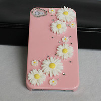 diamond  iphone 4 cases,pink  iphone cases 4 4s,  crystal  iphone 4 4scover,bling iphone 4 cases