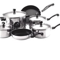 Farberware Classic 10-pc. Cookware Set