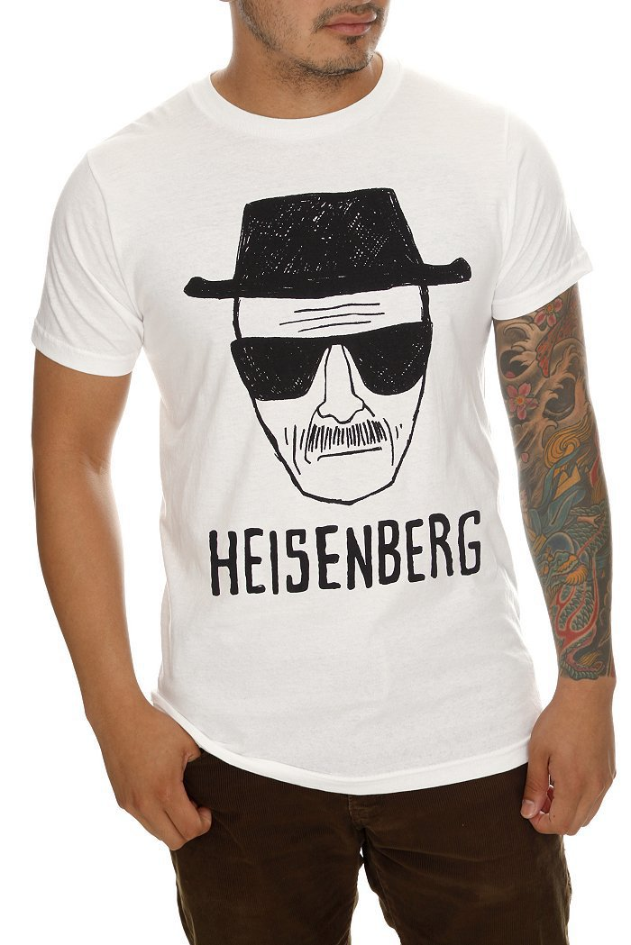 Breaking Bad Heisenberg T-Shirt - 194088