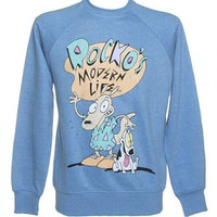 Men&#x27;s Rocko&#x27;s Modern Life Sweater : TruffleShuffle.com